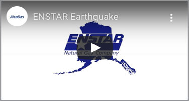 Watch a video about ENSTAR Earthquake