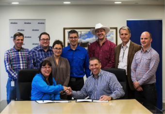 AltaGas and Halfway River First Nation sign relationship agreement