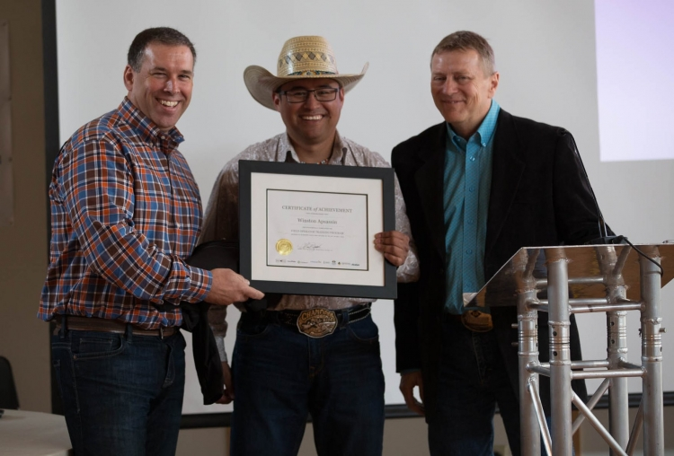 First Nations Operator Training Program celebrates first graduating class