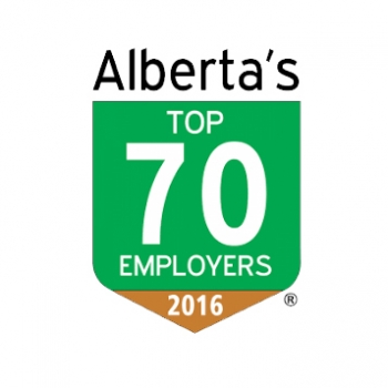 2016 Alberta's Top 70 Employers