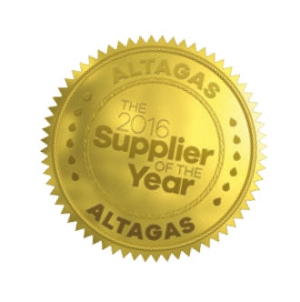 2016 Oilweek Supplier of the Year