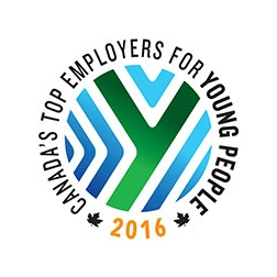 2016 Canada's Top Employers for Young People