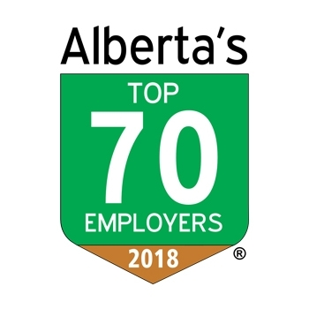 2018 Alberta's Top 70 Employers
